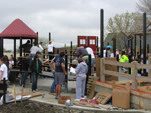Community Build Day on March 23, 2013